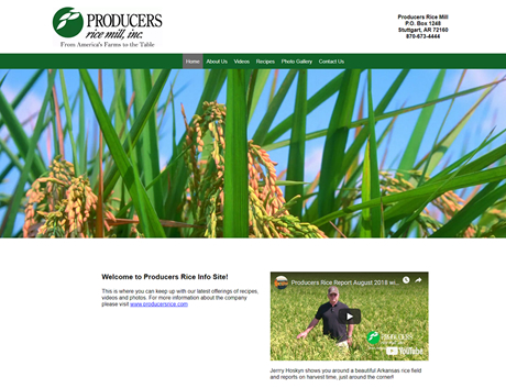 Producers Rice Mill, Inc
